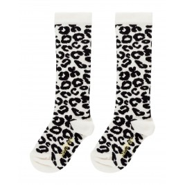 MAED FOR MINI|Kojinės|WHITE LEOPARD