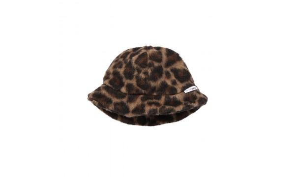 MAED FOR MINI Šilta skrybėlė LEADING LEOPARD