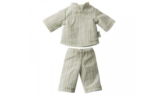 MAILEG|Naktiniai drabužiai, size 1|STRIPED
