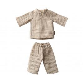 MAILEG|Naktiniai drabužiai, size 2|STRIPED