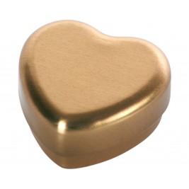 MAILEG Širdelės formos dėžutė GOLD