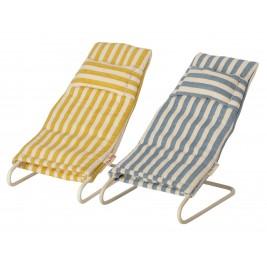 MAILEG Paplūdimio gultų rinkinys MOUSE