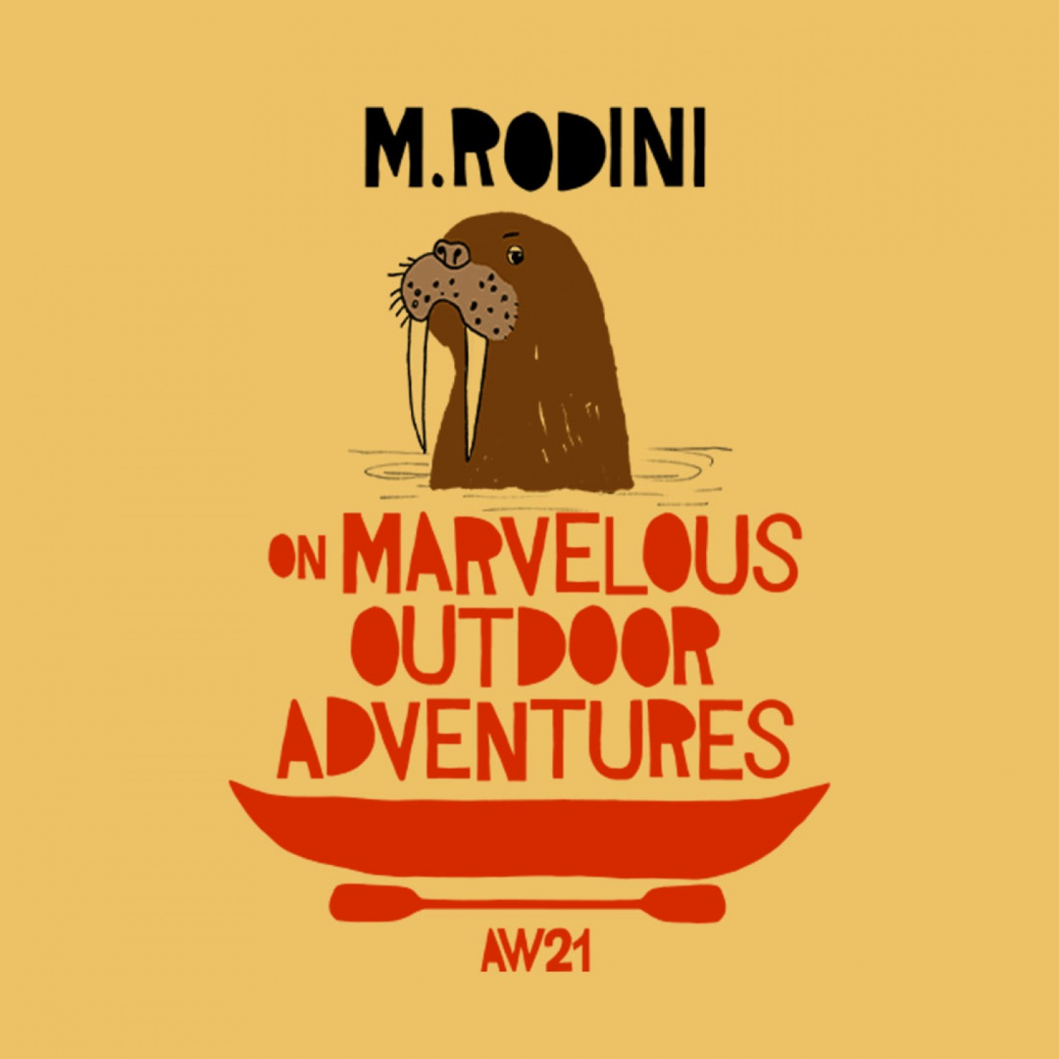 AW21 'On Marvelous Outdoor Adventures'