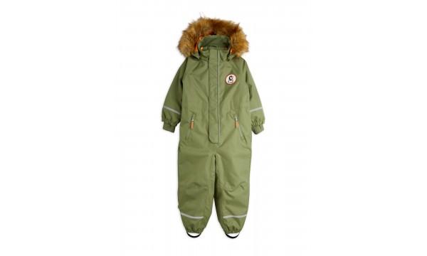 MINI RODINI Žieminis kombinezonas K2 GREEN