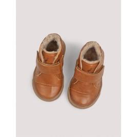 PETIT NORD Trumpi žieminiai batai COGNAC 002